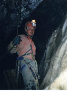 Багрий Кирилл 2000 г. Пещера Пшеничная