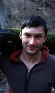 Артур Яковлев лагерь у пещеры Заблудших 2003 год